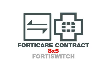 FortiSwitch-3032D 8x5 FortiCare Contract