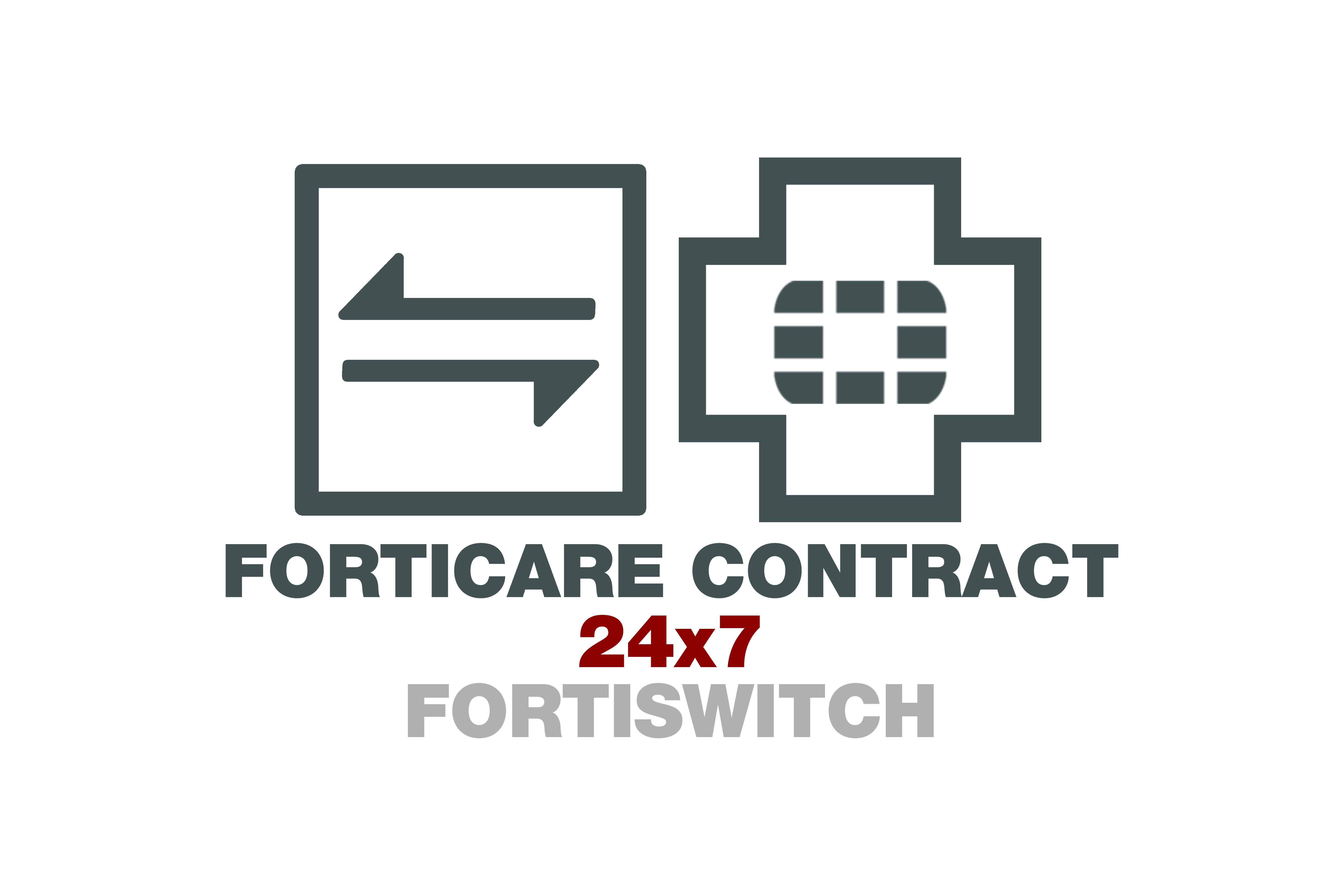 FortiSwtch-548D-FPOE 24x7 FortiCare Contract