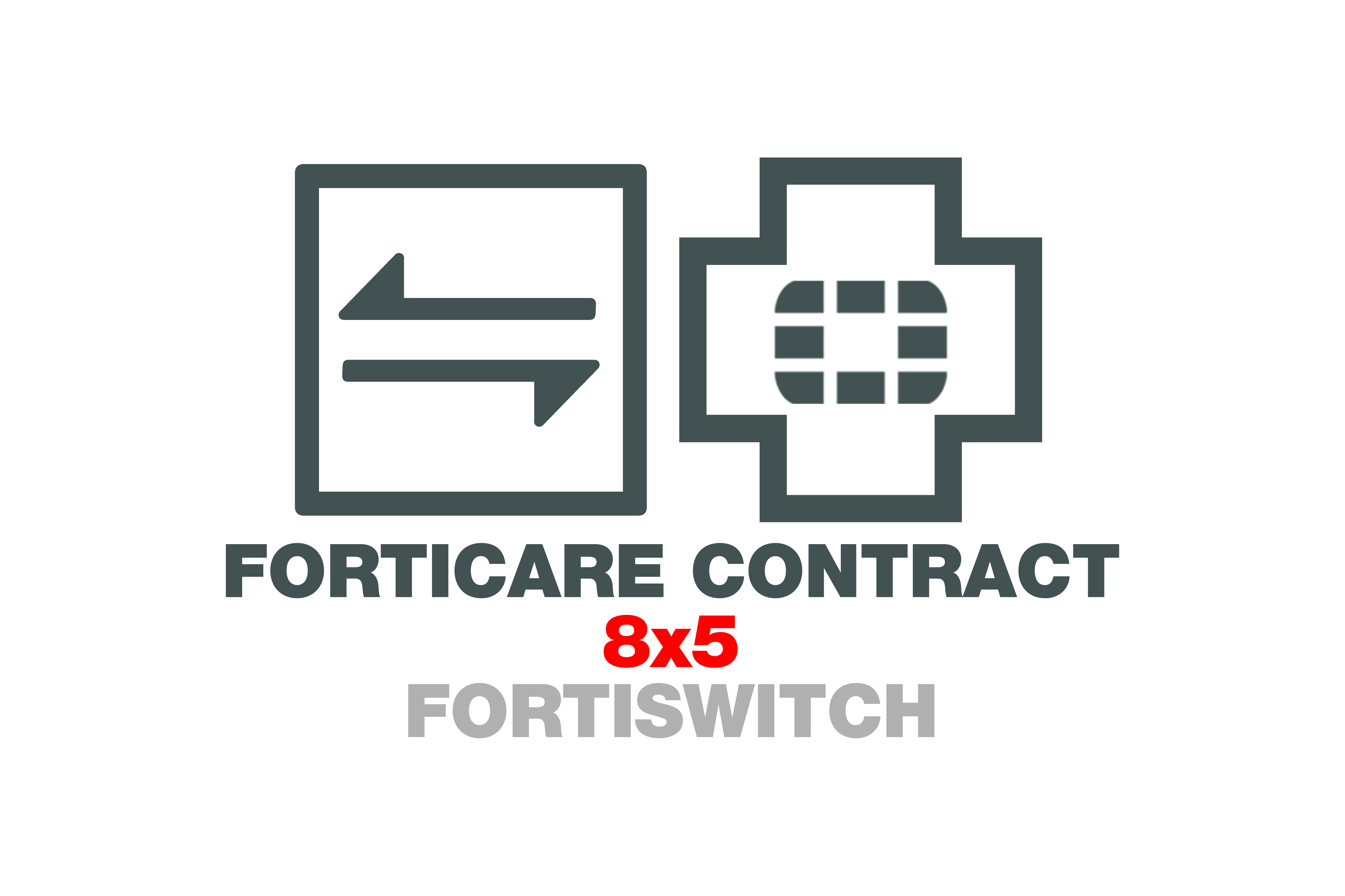 FortiSwtch-548D-FPOE 8x5 FortiCare Contract