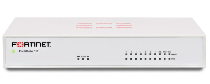 Fortinet FortiWifi-61E BUNDLE