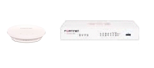 Small Extra Fortinet Wireless Bundle